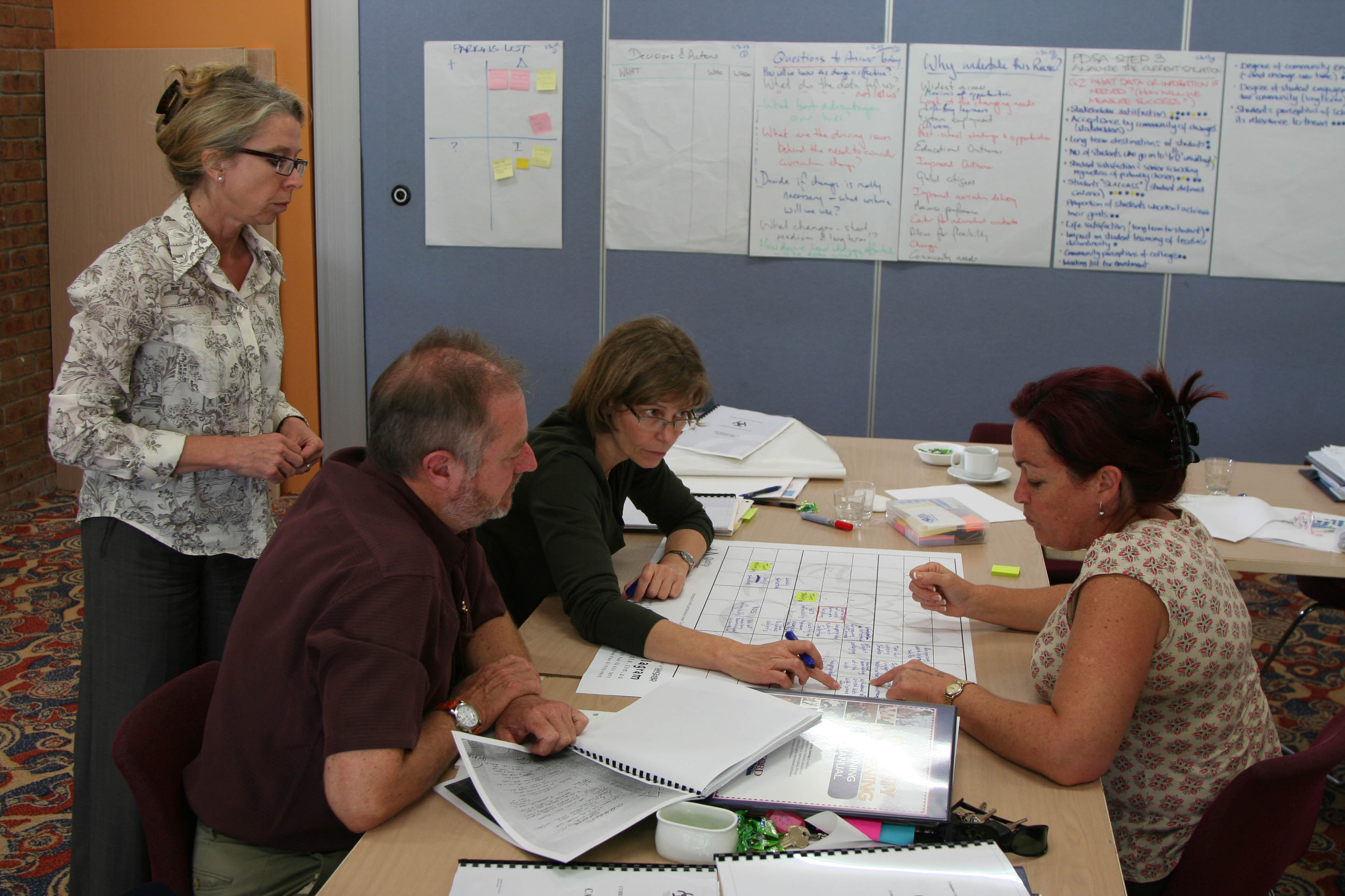 Working with the Country Areas Program, NSW