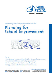 Planning for School Improvement Guide (pdf)