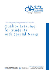 Quality Learning for Students with Special Needs Guide (pdf)